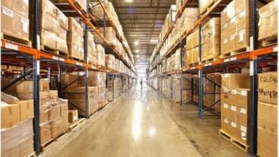 仓库除湿机物品的贮藏和维护。