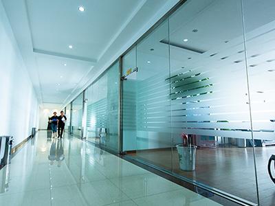 川岛办公走廊